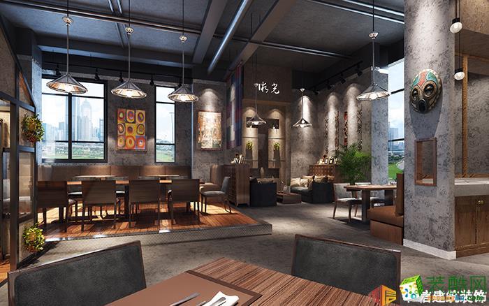 成都商鋪裝修設計公司-成都微光咖啡店