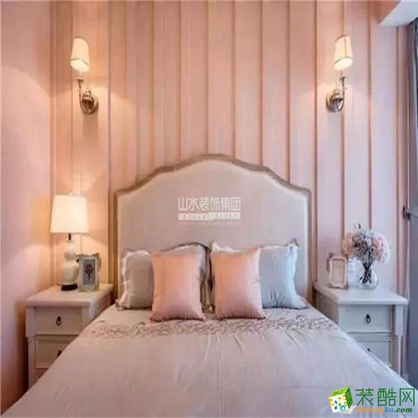 文一名門綠洲100㎡三室一廳裝修設計效果圖