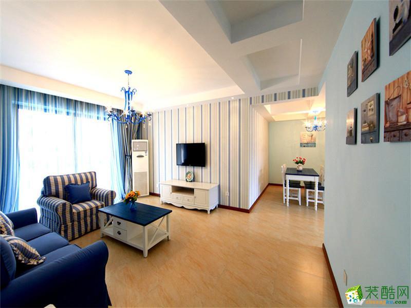 萬科金色夢想 公寓 | 66㎡ |地中海