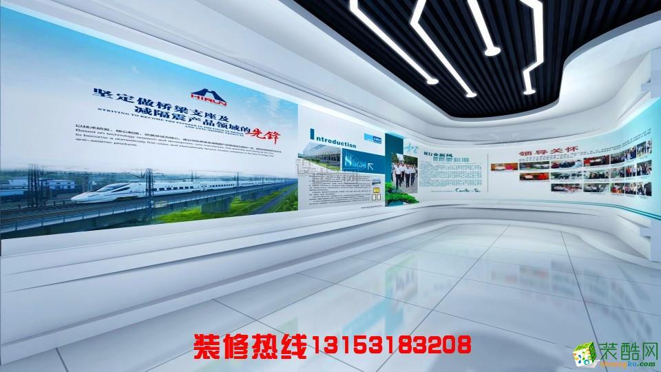 桓台临沂高青企业文化展厅展览展馆装修设计布置搭建公司