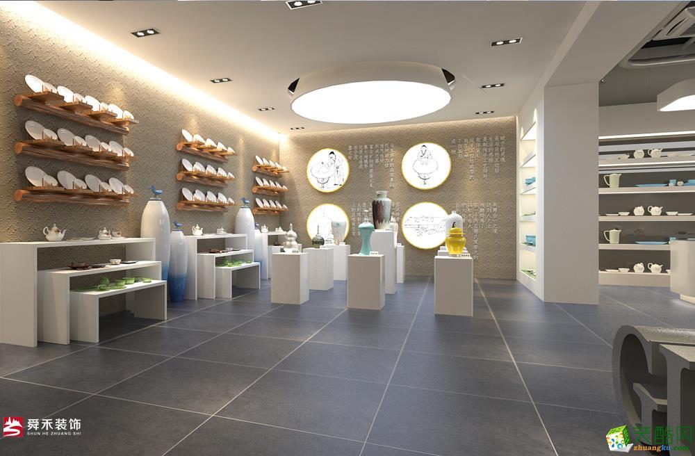 山东一站式企业展厅企业馆空间装饰设计公司