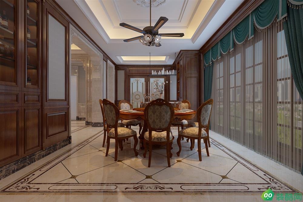 栢悅府760平歐式風格別墅設計案例