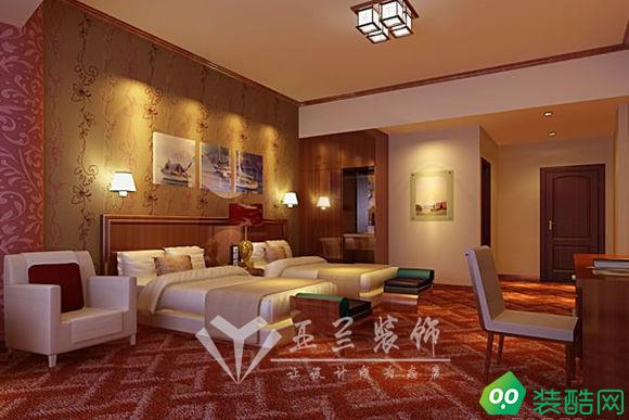 合肥賓館裝修、酒店裝修設計