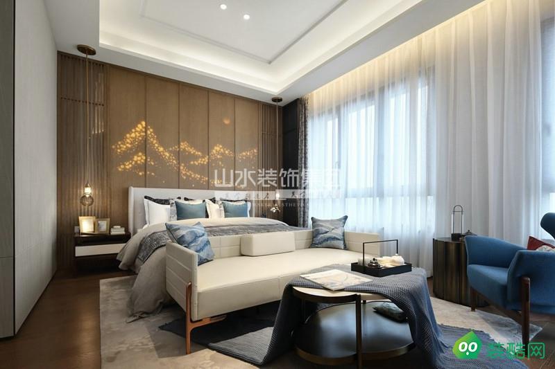 新中式大宅,盡顯靜逸脫俗之美!