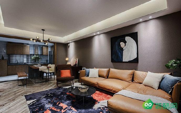 【北歐家作】100平米三居室,打造時尚家居