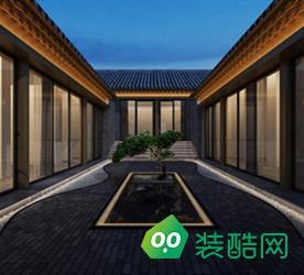357平米民宿設計-中式風格