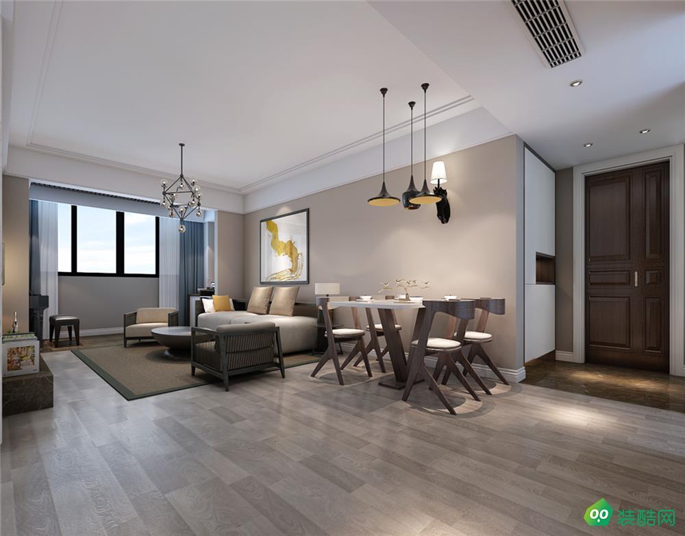 滨湖区 华冶翡翠湾 现代120平米 四室两厅