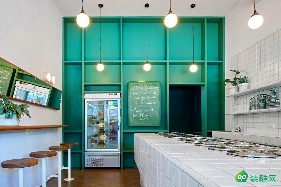 济南170平米餐馆门面装修效果图