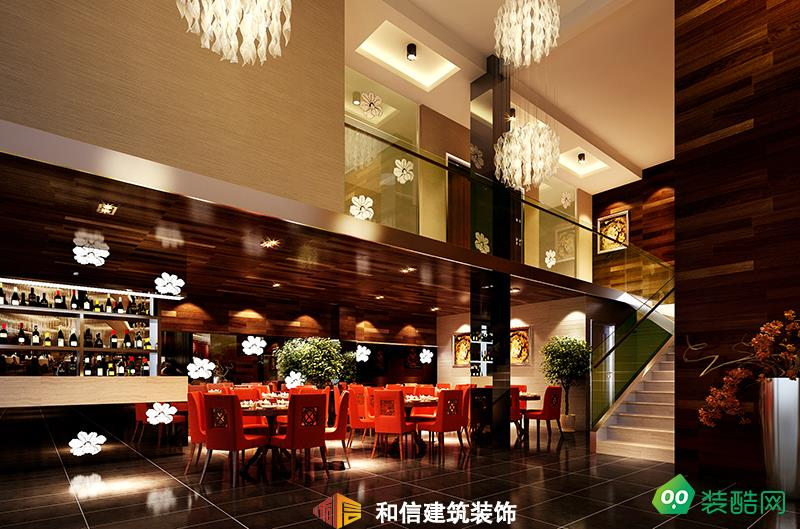 成都餐厅装修设计公司-重庆醉鱼头火锅
