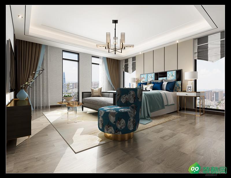 中博装饰--西溪壹树800方新中式大宅