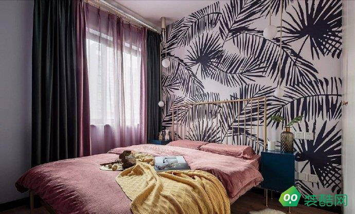 [蘇州創聯裝飾]混搭風質感兩居室設計,精致小清新范