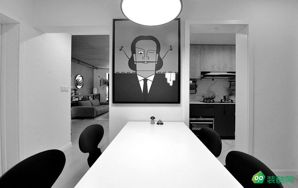 嘉瑞國際 公寓 | 80㎡ |現代簡約