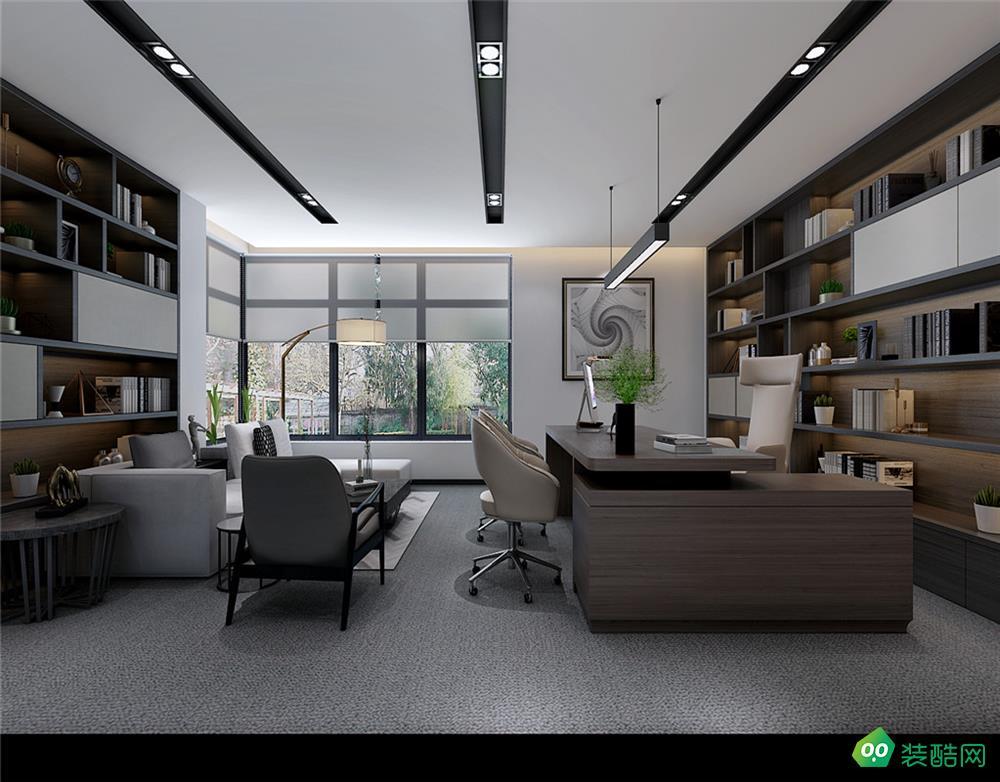 金谷別墅32#、現代、300平米、工裝效果圖