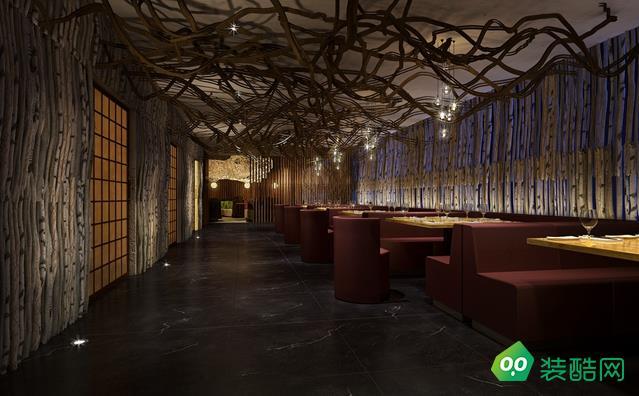 北京普蘭尼裝飾-餐廳裝修案例效果圖
