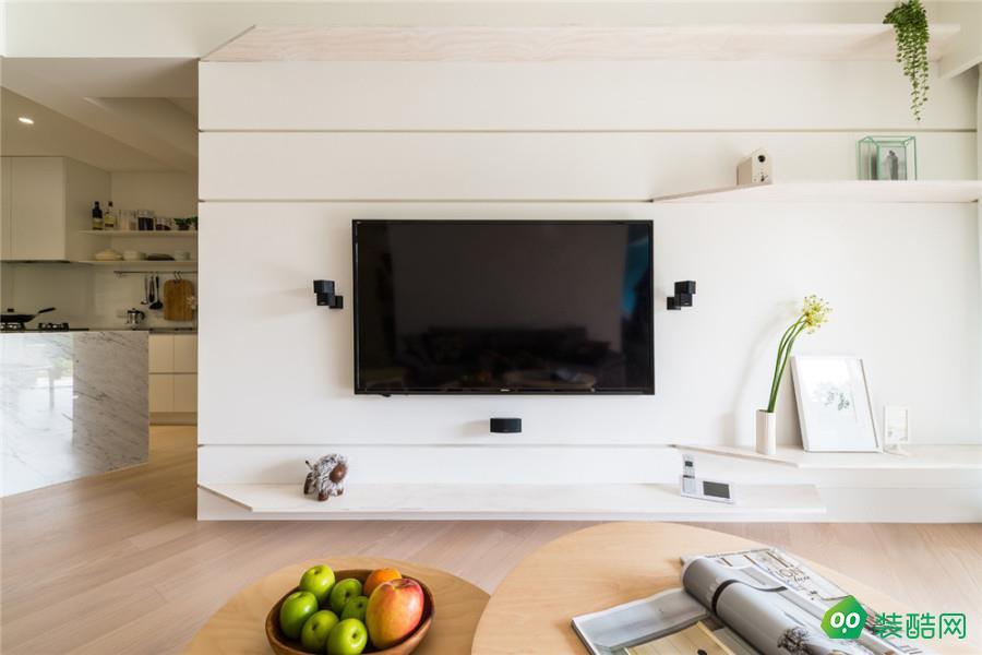 上海印堂精品-98平米日式三居室裝修案例圖