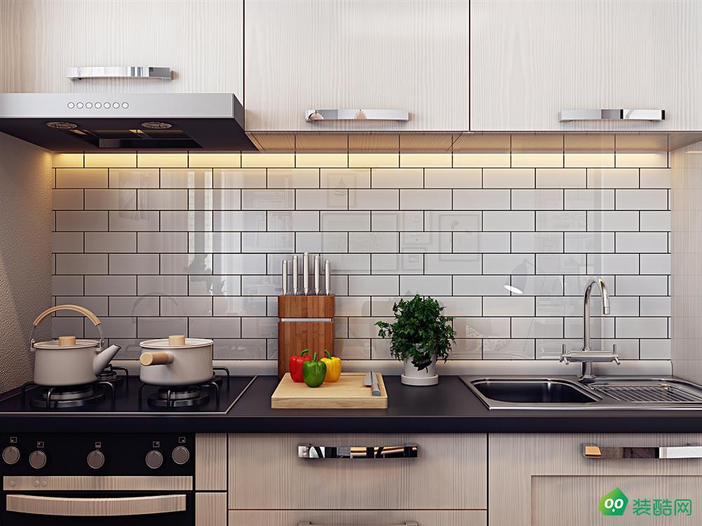 咸阳新艺装饰-46平米现代风格单身公寓装修效果图