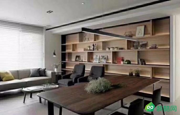 北京海天環藝裝飾-79平北歐三室裝修案例效果圖
