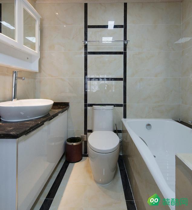 咸陽創新嘉藝裝飾-120平米現代簡約三室兩廳裝修效果圖