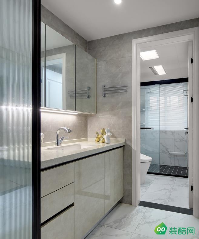 漳州-现代简约-四室两厅-120平米装修效果图