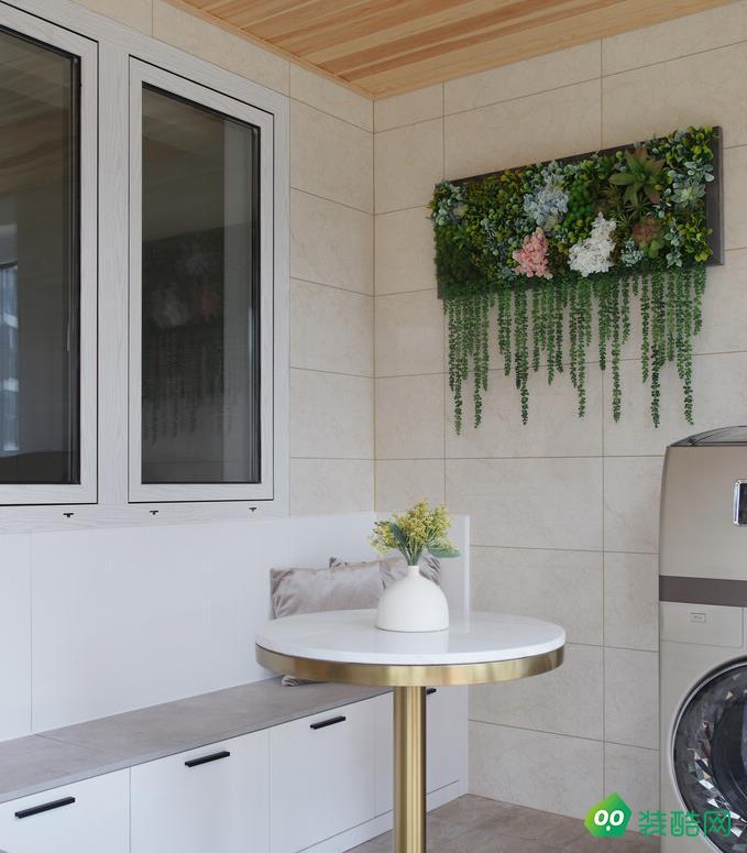 六盘水-现代简约-四室两厅-140平米装修效果图