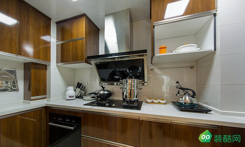 海口-109平米-公寓-简约风装修效果图