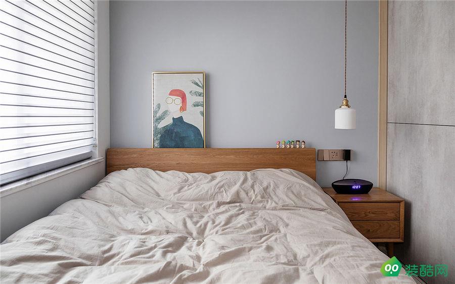 益陽藝美空間-110平米北歐三室裝修效果圖