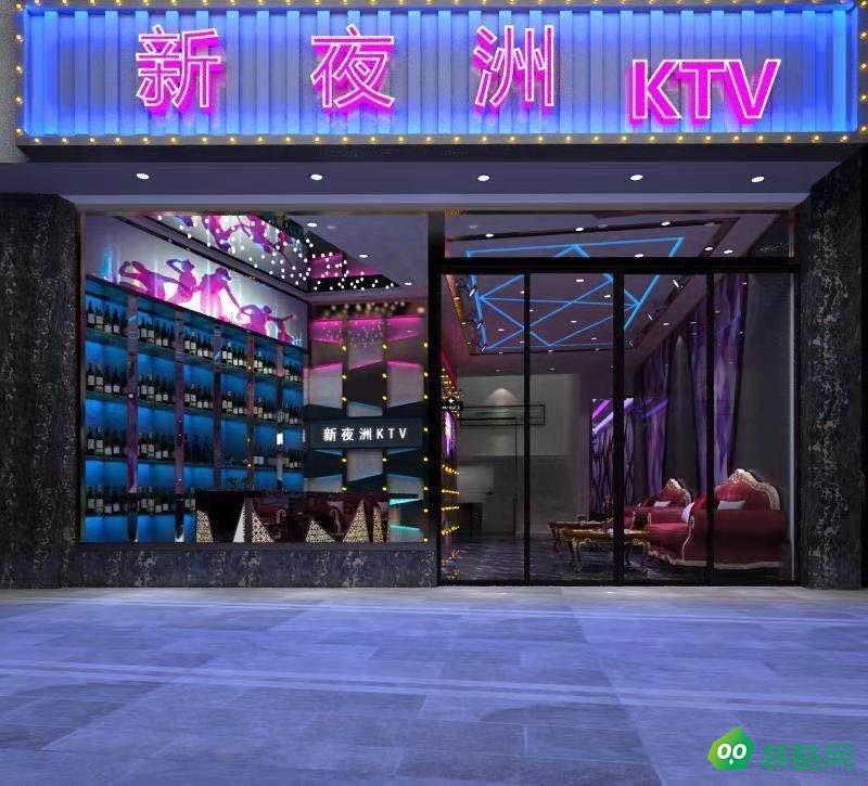 思南KTV装修-现代1500平装修案例