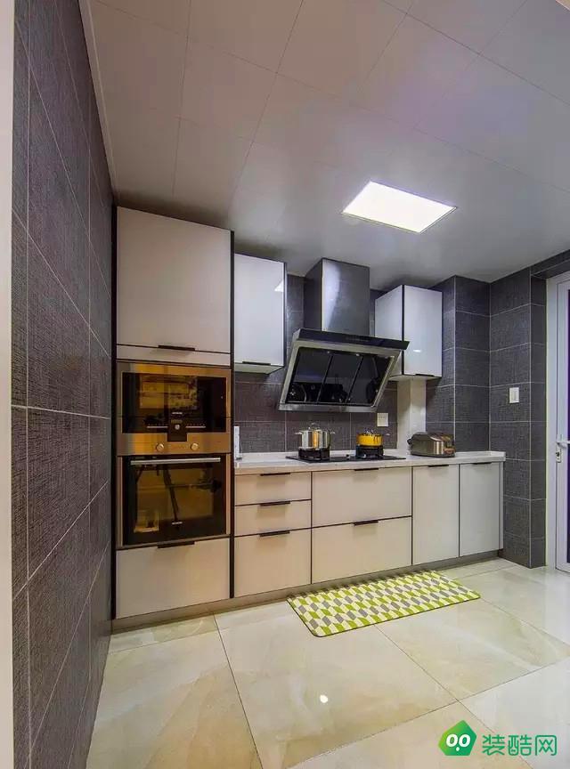 资阳-公寓-60平米-美式装修效果图