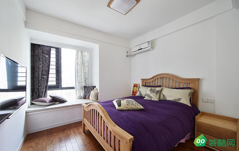 泉州-公寓-111平米欧式装修效果图