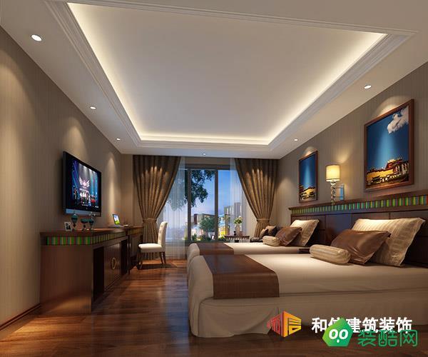 成都酒店装修设计公司-和平大酒店