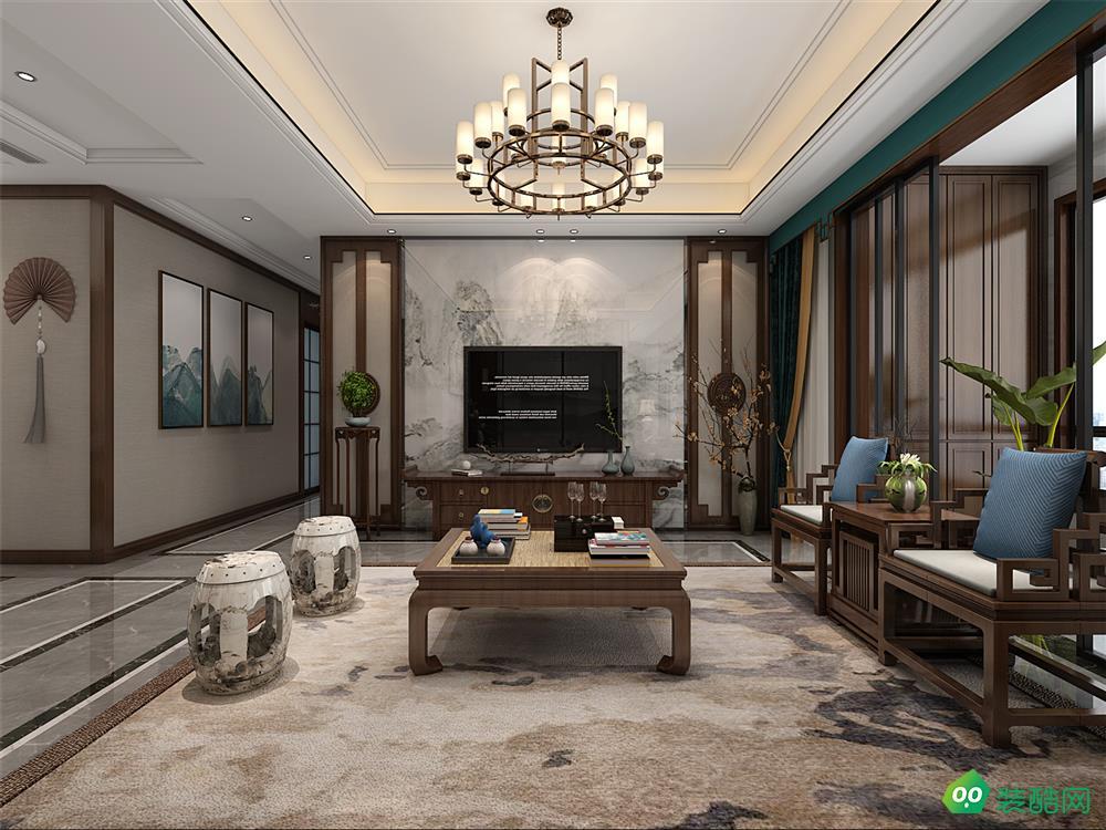 新华御湖庄园、中式、200平米、四室两厅、徐文华、光瑶瑶