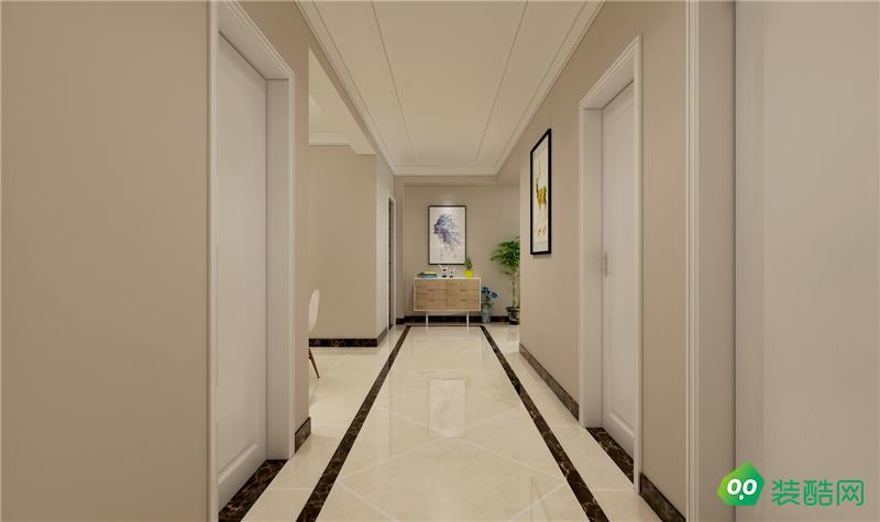 【枣庄中坚一品】现代美式家居装修设计