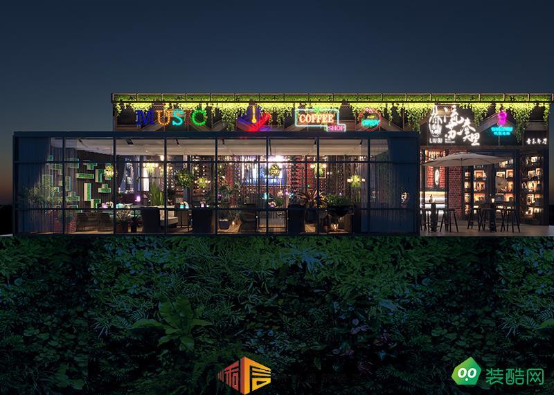 成都餐厅装修设计公司-流苏春天里主题音乐餐厅