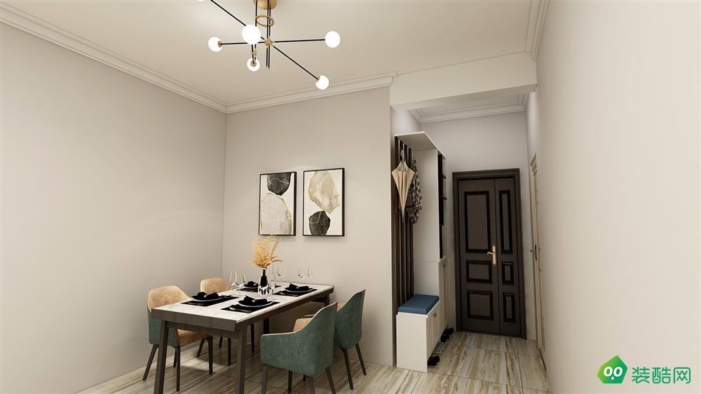 西安152平米現代四室兩廳兩衛裝修效果圖