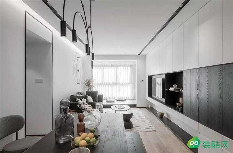 84㎡北歐風公寓裝修案例