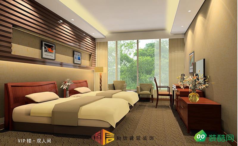 成都酒店装修设计公司-苍溪梨博园酒店