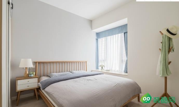 包头89平两室北欧简约风格装修效果图-交换空间装饰