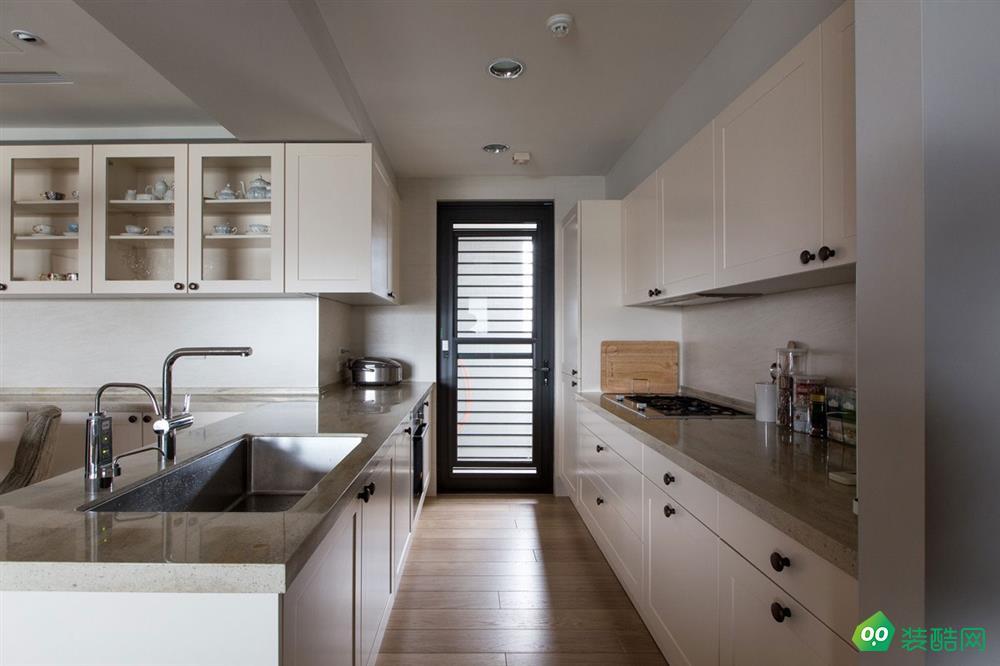 兰州-公寓-115平米现代装修效果图