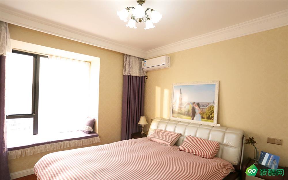 鄂州120平米歐式風格三室裝修效果圖