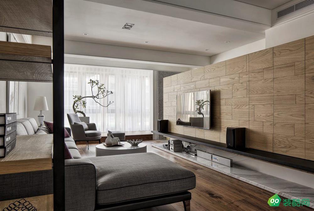 西安84平米现代四室两厅两卫装修效果图
