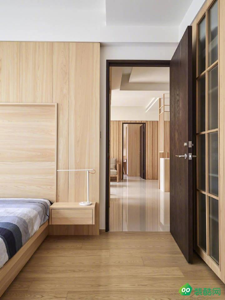 西安155平米日式四室两厅两卫装修效果图