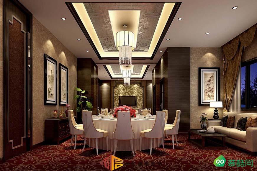 成都酒店装修设计公司-牡丹印象酒店