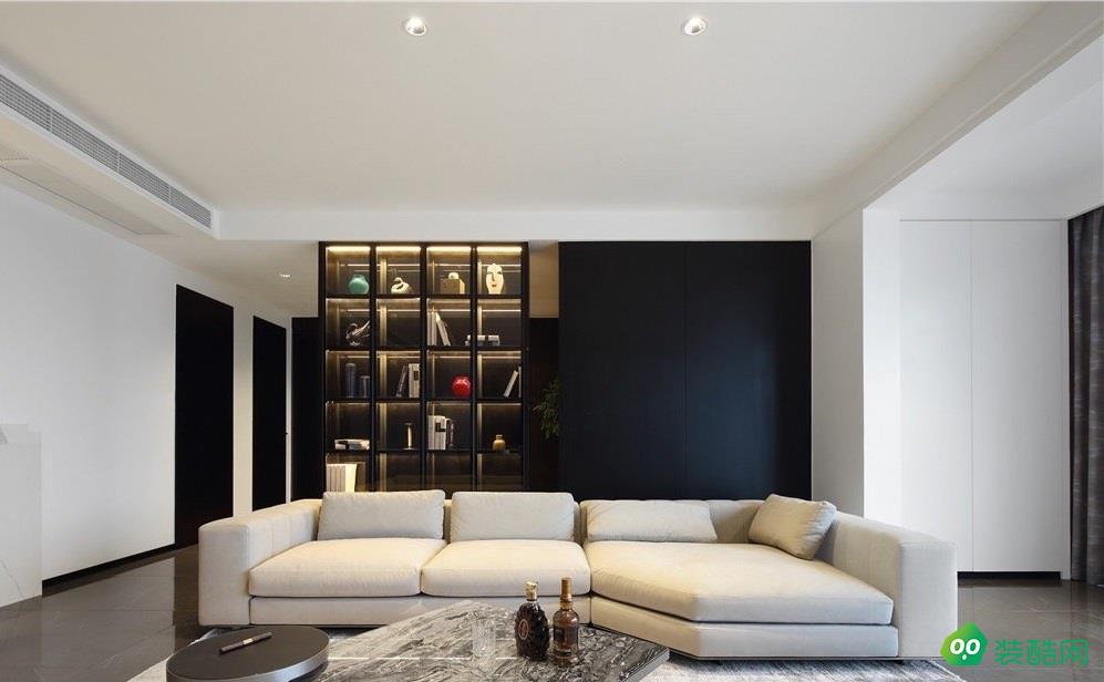 西安155平米现代四室两厅两卫装修效果图