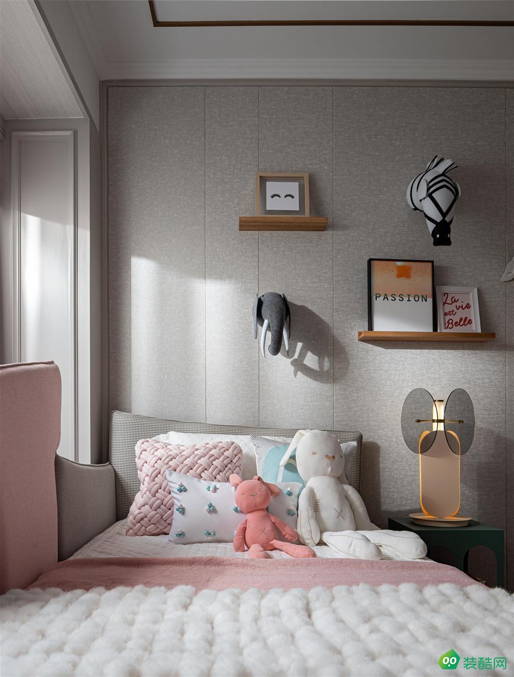 沈阳-四居室-150平米新古典装修效果图