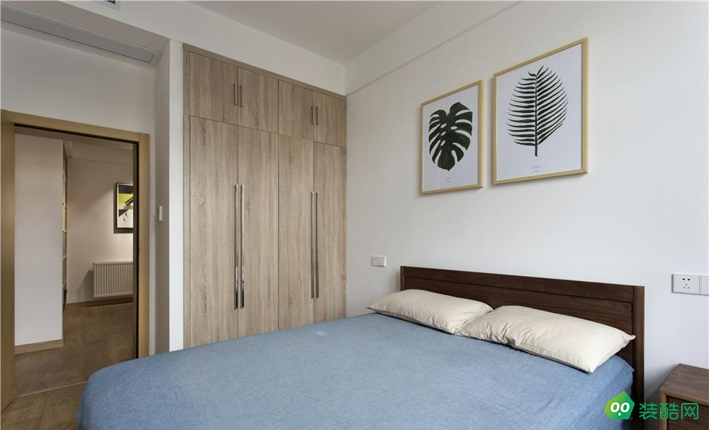 呼和浩特145平北欧风格装修效果图-交换空间装饰