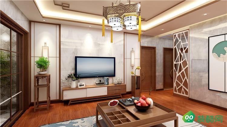144平米装修效果图-新中式风格