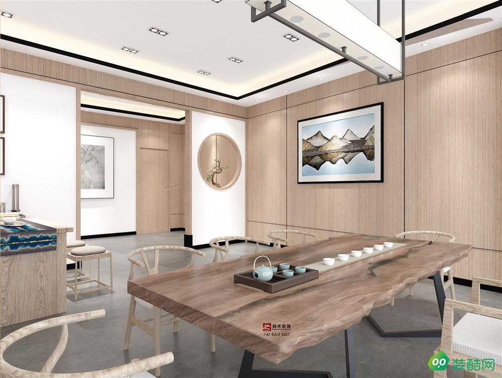 濟南辦公室裝修設計寫字樓裝修隔斷玻璃裝飾設計公司