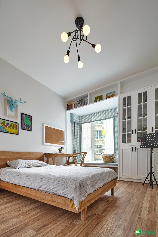 万州95平米三室北欧风格装修效果图