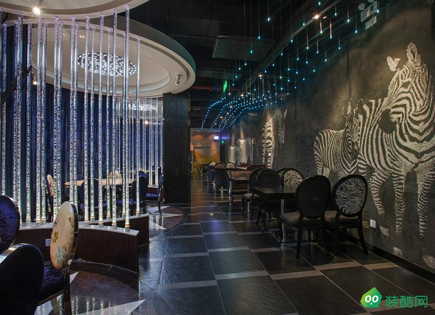 西安360平米餐饮店装修效果图