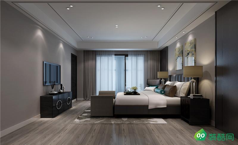 南充117平米三室兩廳現代簡約風格全屋定制-美誠家居